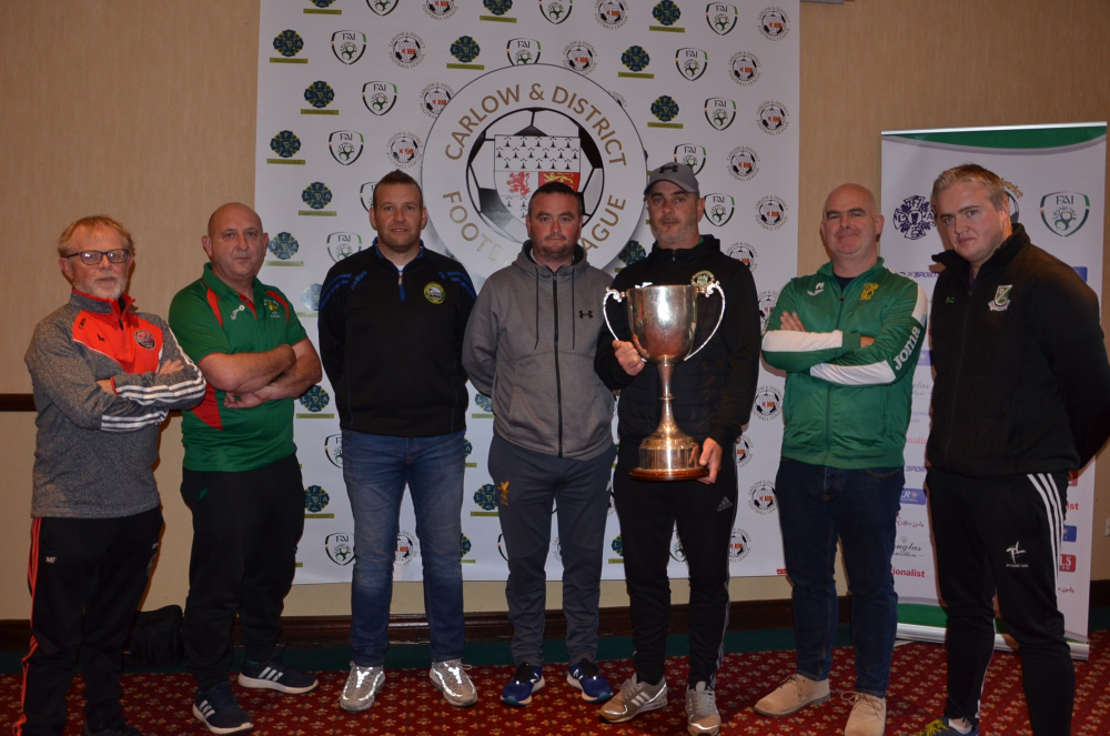 CDFL Premier Clubs at the Launch Night